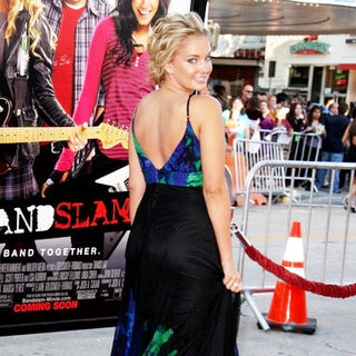 "Tiffany Thornton in ""Bandslam"" Los Angeles Premiere - Arrivals"