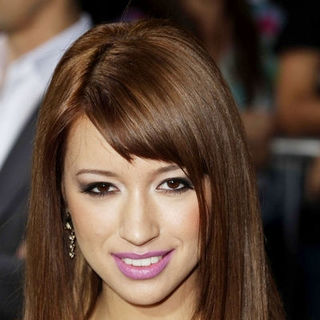 "Christian Serratos in ""The Twilight Saga's New Moon"" Los Angeles Premiere- Arrivals"