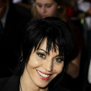 "Joan Jett in ""The Twilight Saga's New Moon"" Los Angeles Premiere- Arrivals"