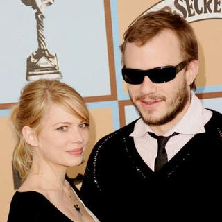 Heath Ledger, Michelle Williams in Film Independent's 2006 Independent Spirit Awards - Arrivals