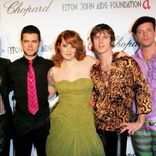 Scissor Sisters in 13th Annual Elton John Aids Foundation In Style Oscar Party