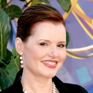 Geena Davis in 58th Annual Primetime Emmy Awards - Arrivals