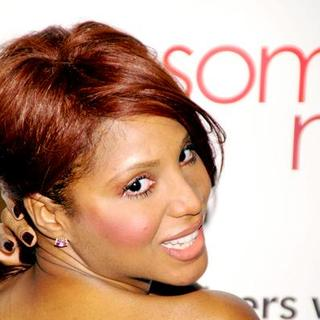 Toni Braxton in Something New Movie Premiere - Arrivals