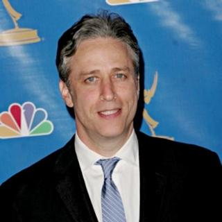 Jon Stewart in 58th Annual Primetime Emmy Awards - Pressroom