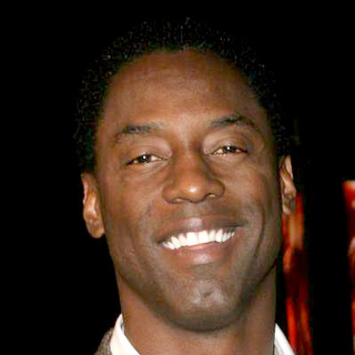 Isaiah Washington in Dreamgirls Movie Premiere in Los Angeles