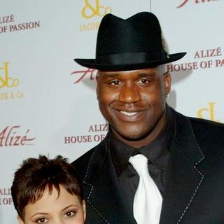Shaquille O'Neal in Alize House of Passion NBA All Star Party Hosted by Shaq - Arrivals - SGS-016606