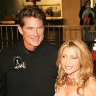 David Hasselhoff - Be Cool Movie Premiere