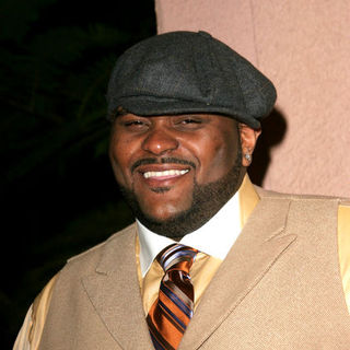 Ruben Studdard in Clive Davis' 2005 Pre-GRAMMY Awards Party - Arrivals - SGS-024353