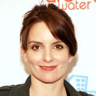 Tina Fey - Comedy Central and The Daily Show's