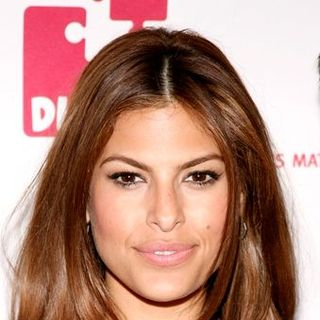 Eva Mendes in 2nd Annual Linked Against Leukemia Gala to Benefit DKMS - Arrivals
