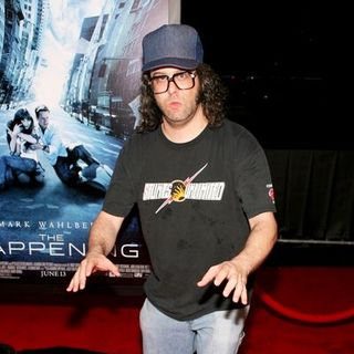 "Judah Friedlander in ""The Happening"" New York City Premiere - Arrivals - SGY-001190"