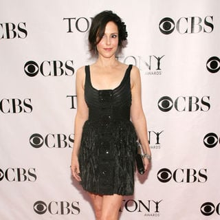Mary-Louise Parker in 62nd Annual Tony Awards - Arrivals - SGY-001338