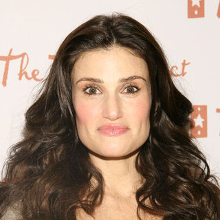 Idina Menzel in 2008 Trevor Project New York Gala - Arrivals
