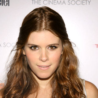 "Kate Mara in The Cinema Society and Conde Nast Traveler Hosted a Screening of ""Transsiberian"" - Arrivals"