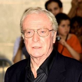 "Michael Caine in ""The Dark Knight"" World Premiere - Arrivals"