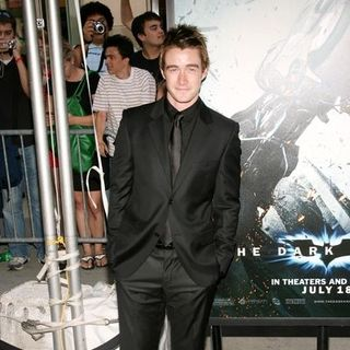 "Robert Buckley in ""The Dark Knight"" World Premiere - Arrivals - SGY-001683"