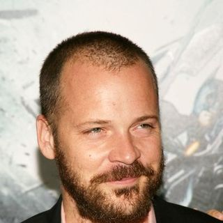 "Peter Sarsgaard in ""The Dark Knight"" World Premiere - Arrivals"