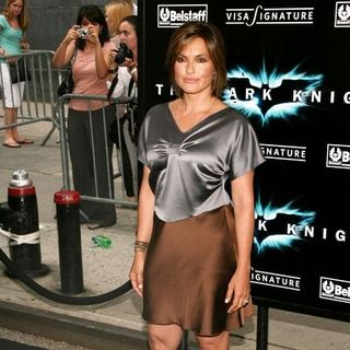 "Mariska Hargitay in ""The Dark Knight"" World Premiere - Arrivals"