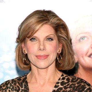 "Christine Baranski in ""Mamma Mia!"" World Premiere - Arrivals"
