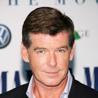 "Pierce Brosnan in ""Mamma Mia!"" World Premiere - Arrivals"