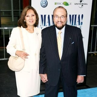 "James Lipton, Kedakai Lipton in ""Mamma Mia!"" World Premiere - Arrivals"