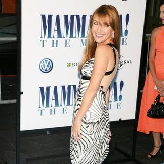 "Jane Seymour in ""Mamma Mia!"" World Premiere - Arrivals"