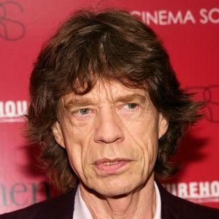 "Mick Jagger in The Cinema Society and Nars Host a Screening of ""The Women"" - Arrivals"