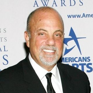 Billy Joel in 2008 Americans For The Arts Annual National Arts Awards - Arrivals