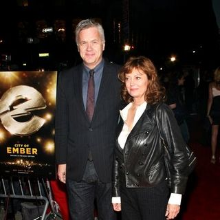 "Tim Robbins, Susan Sarandon in ""City of Ember"" New York City Premiere - Arrivals"