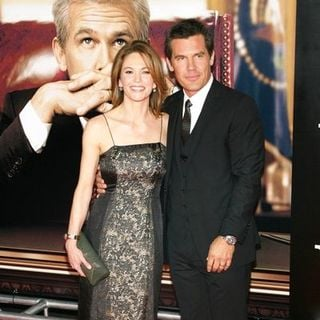 "Josh Brolin, Diane Lane in ""W."" New York City Premiere - Arrivals"
