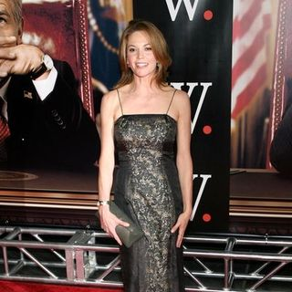 "Diane Lane in ""W."" New York City Premiere - Arrivals"