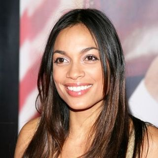"Rosario Dawson in ""W."" New York City Premiere - Arrivals"