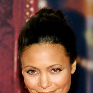 "Thandie Newton in ""W."" New York City Premiere - Arrivals"