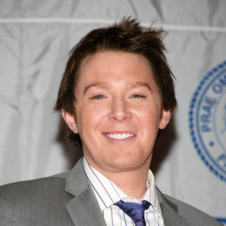 Clay Aiken in The Friars Club Roast of Matt Lauer - Arrivals