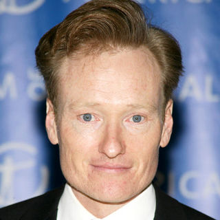 Conan O'Brien in The Museum Gala 2008 - Arrivals