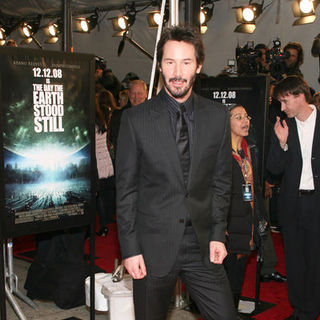 "Keanu Reeves in ""The Day the Earth Stood Still"" New York Premiere - Arrivals"