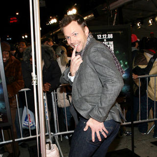 "Joel Mchale in ""The Day the Earth Stood Still"" New York Premiere - Arrivals"