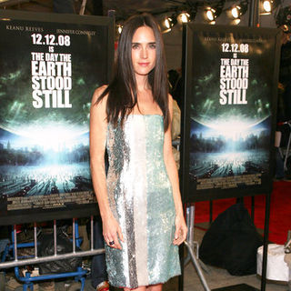 "Jennifer Connelly in ""The Day the Earth Stood Still"" New York Premiere - Arrivals"