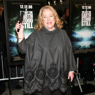 "Kathy Bates in ""The Day the Earth Stood Still"" New York Premiere - Arrivals"
