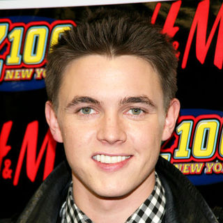 Jesse McCartney in Z100's Jingle Ball 2008 - Press Room