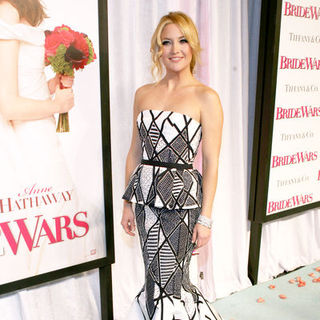 "Kate Hudson in ""Bride Wars"" New York City Premiere - Arrivals"