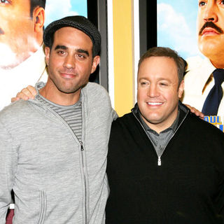 "Kevin James, Bobby Cannavale in ""Paul Blart: Mall Cop"" New York City Premiere - Arrivals"
