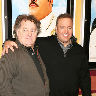 "Kevin James, Peter Gerety in ""Paul Blart: Mall Cop"" New York City Premiere - Arrivals"