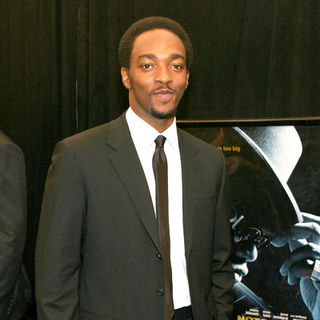 "Anthony Mackie in ""Notorious"" New York City Premiere - Arrivals"