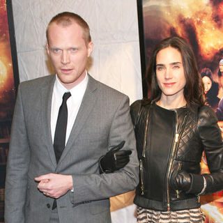 "Paul Bettany, Jennifer Connelly in ""Inkheart"" New York Premiere - Arrivals"