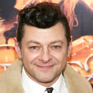 "Andy Serkis in ""Inkheart"" New York Premiere - Arrivals"