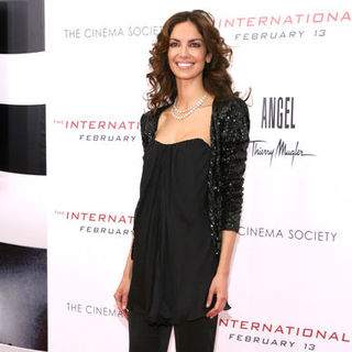 "Eugenia Silva in ""The International"" New York Premiere - Arrivals"