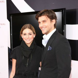"Olivia Palermo, Brad Leinhardt in ""The International"" New York Premiere - Arrivals"
