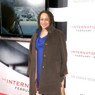 "S. Epatha Merkerson in ""The International"" New York Premiere - Arrivals"