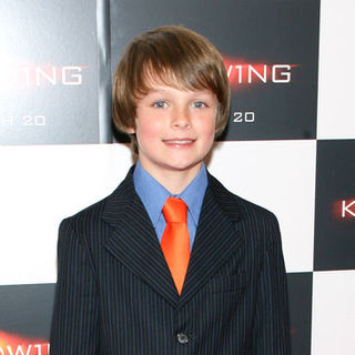 "Chandler Canterbury in ""Knowing"" New York Premiere - Arrivals"